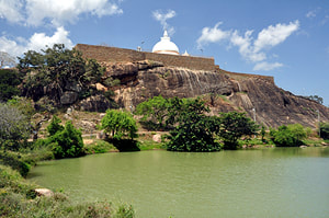 main stupa of Situlpahuwa