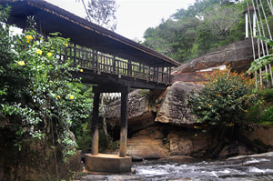 Bogoda Bridge near Badulla