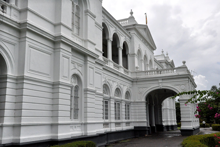 National Museum in Colombo
