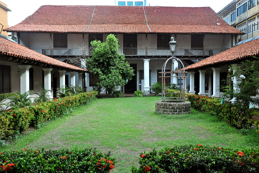 Dutch Colonial Museum in Pettah