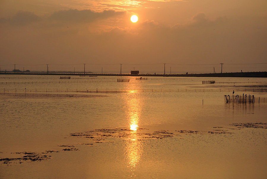 causeway between Jaffna city and the island of Kayts