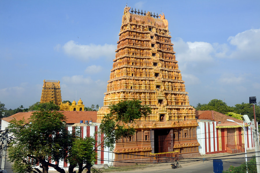 Nallur Kandaswamy Kovil near Jaffna