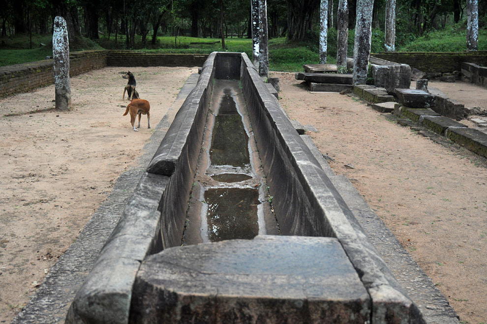Off the beaten path in Anuradhapura