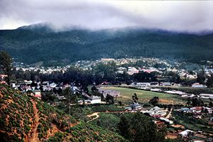 Nuwara Eliya city