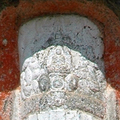 Avalokiteshwara's Buddha in the Crown